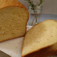 Rosemary Bread Machine Recipe