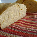 Cornbread in the bread machine