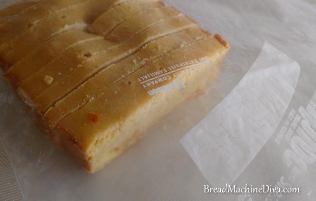 Storing Cornbread