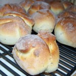 Roesemary Dinner Roll Recipe
