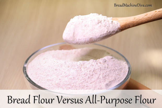 Cake Flour Has More Gluten Protein Content Than Bread Flour