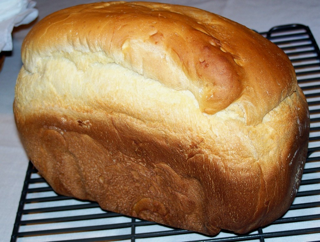 recipes for bread machine bread