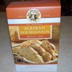 Alaskan Sourdough Yeast Bread