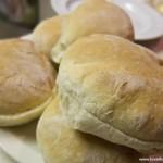 Hamburger Buns With the Bread Machine
