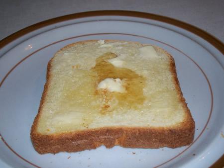 Orange Bread Recipe