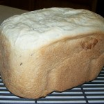 Extra Light Rye Bread