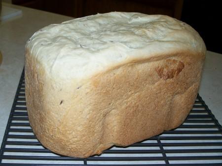 Extra Light Rye Bread
