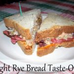 Light Rye Bread Taste-off