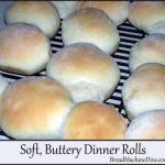 Soft, Buttery Dinner Roll