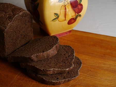Bread Mix Review Prepared Pantry Black Russian Bread Mix