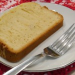 Pound Cake in Bread Machine