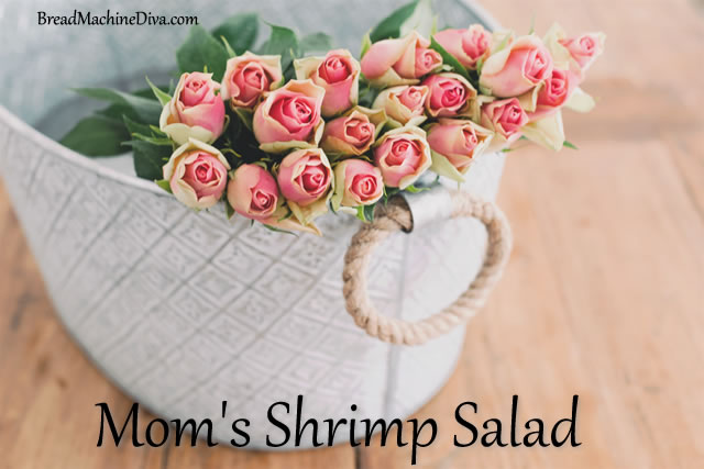 Mom's Shrimp Salad