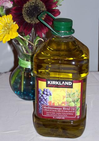 Mediterranean Blend Oil