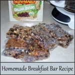 Homemade Breakfast Bar Recipe