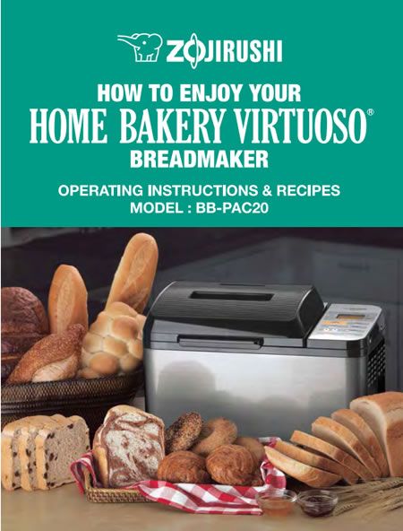 Virtuoso breadmaker