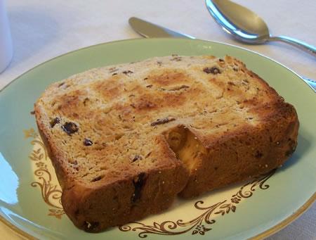 Orange Raisin Brioche Recipe for the Bread Machine