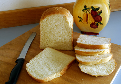 Buttermilk bread mix