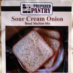Sour Cream Onion Bread