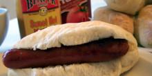 Hot dog bun recipe