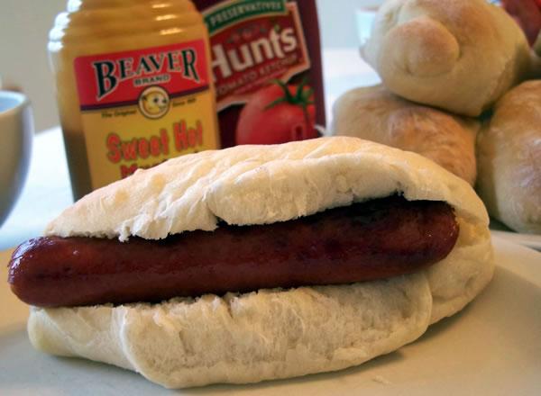 Quick Rise Hot Dog Buns
