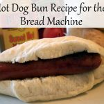 Hot Dog Bun Recipe