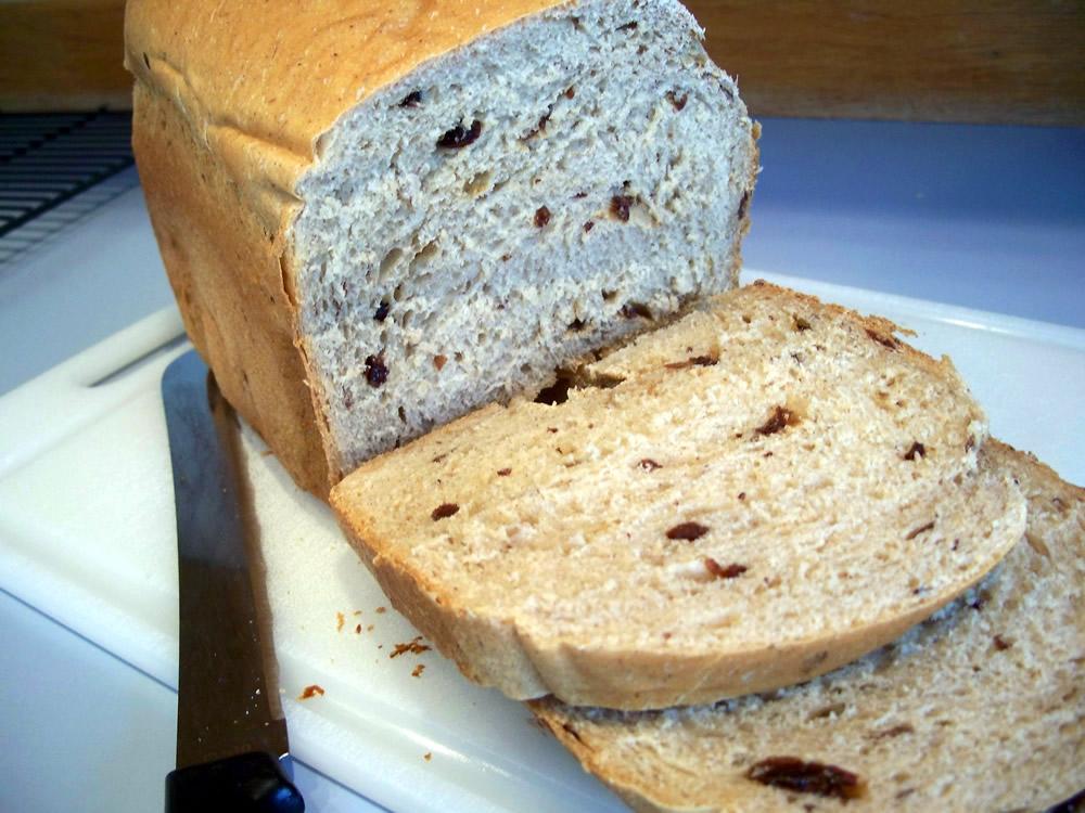 Banana Raisin Bread Recipe Bread Machine Recipes