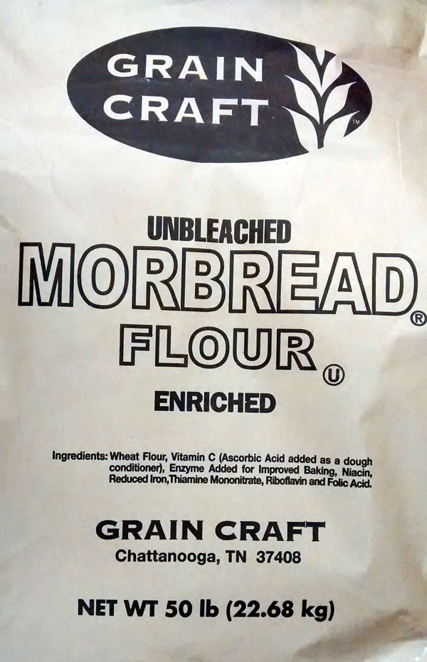 Bread Flour in Bulk - Morbread Flour | Bread Machine Recipes
