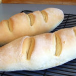 French Bread in the bread machine