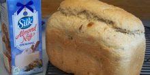 Almond Nog bread