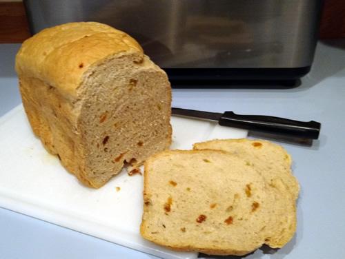 Dairy-Free Eggnog Bread
