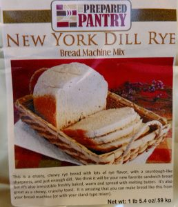 Package - New York Dill Rye