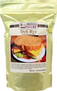 Deli Rye bread mix