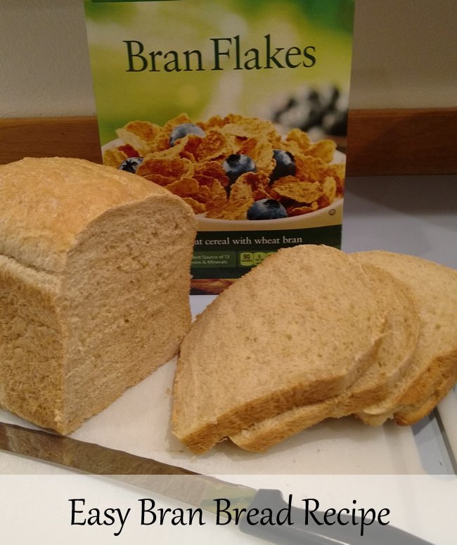 Bran Bread Recipe