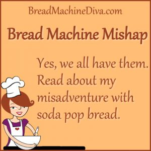 Soda Pop Bread