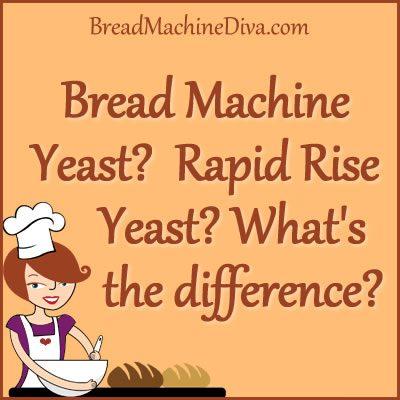 What's Bread Machine Yeast?
