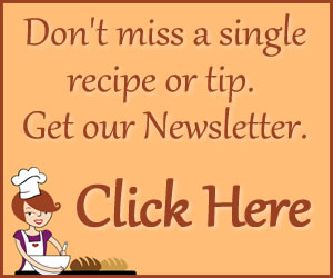 bread machine recipe newsletter