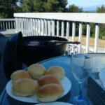 Labor Day Hot Dog and Hamburger buns