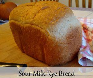 Sour Milk Rye