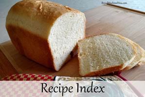 Recipe Index